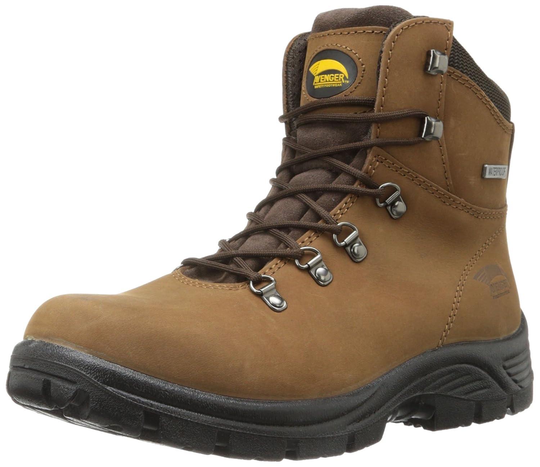 Avenger Safety Footwear メンズ B00DU9VC2S 12 D(M) US ブラウン ブラウン 12 D(M) US