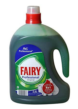 Fairy Original Lavavajillas - 2500 ml: Amazon.es: Salud y cuidado ...