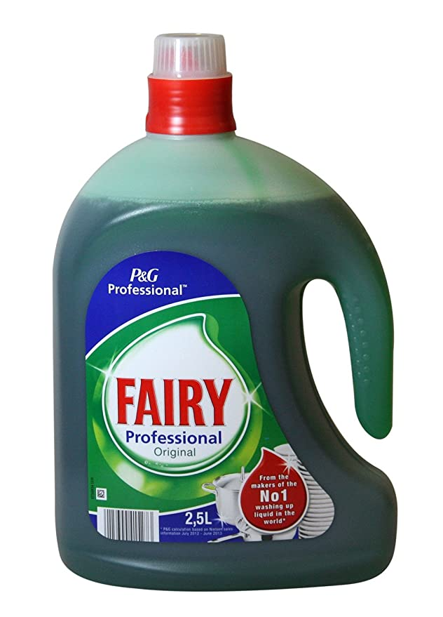 Fairy Original Lavavajillas - 2500 ml