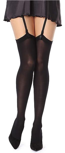 Socks & Tights Bellivalini Womens 60 DEN Microfiber Tights BLVFI1002