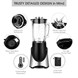 3 in 1 Personal Blender Vacuum for Smoothies