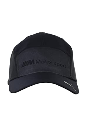 1c15e1c1fa2 Puma Black Unisex BMW M MSP Capsule Cap  Amazon.in  Clothing ...