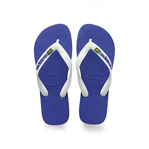 9b3494ed1 Havaianas Flip Flops Men Women Brasil Logo