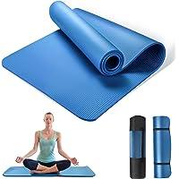 Jasonwell Tapete Yoga Tapete Ejercicio Yoga Mat Esterilla Yoga Tapetes para Ejercicio Tapete Yoga Grueso para Ejercicio…