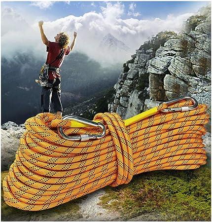 MLM clbrp Escalada Amarilla 14 mm diámetro de la Cuerda de ...