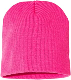 product image for Bayside 3810 - USA-Made 8½' Inch Knit Beanie