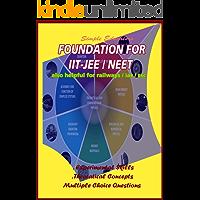 FOUNDATION FOR IITJEE/NEET-FOR IX,X & XI STUDENTS