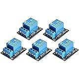 ARCELI 5 PZ KY-019 5 V A Channel Relay Module Shield Per PIC AVR DSP ARM per relè arduino