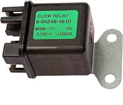 NEW 12V Glow Plug Relay 119650-77910