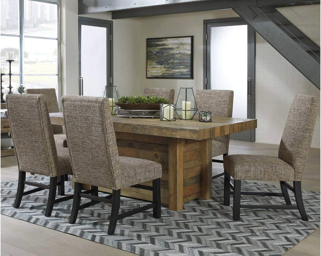 Signature Design by Ashley D775-25 Sommerford Dining Table, Summerford by Signature Design by Ashley (Image #2)