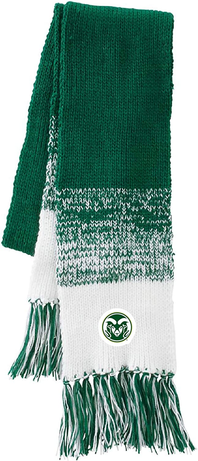 Ouray Sportswear NCAA Colorado State Rams Mens Ascent Scarf