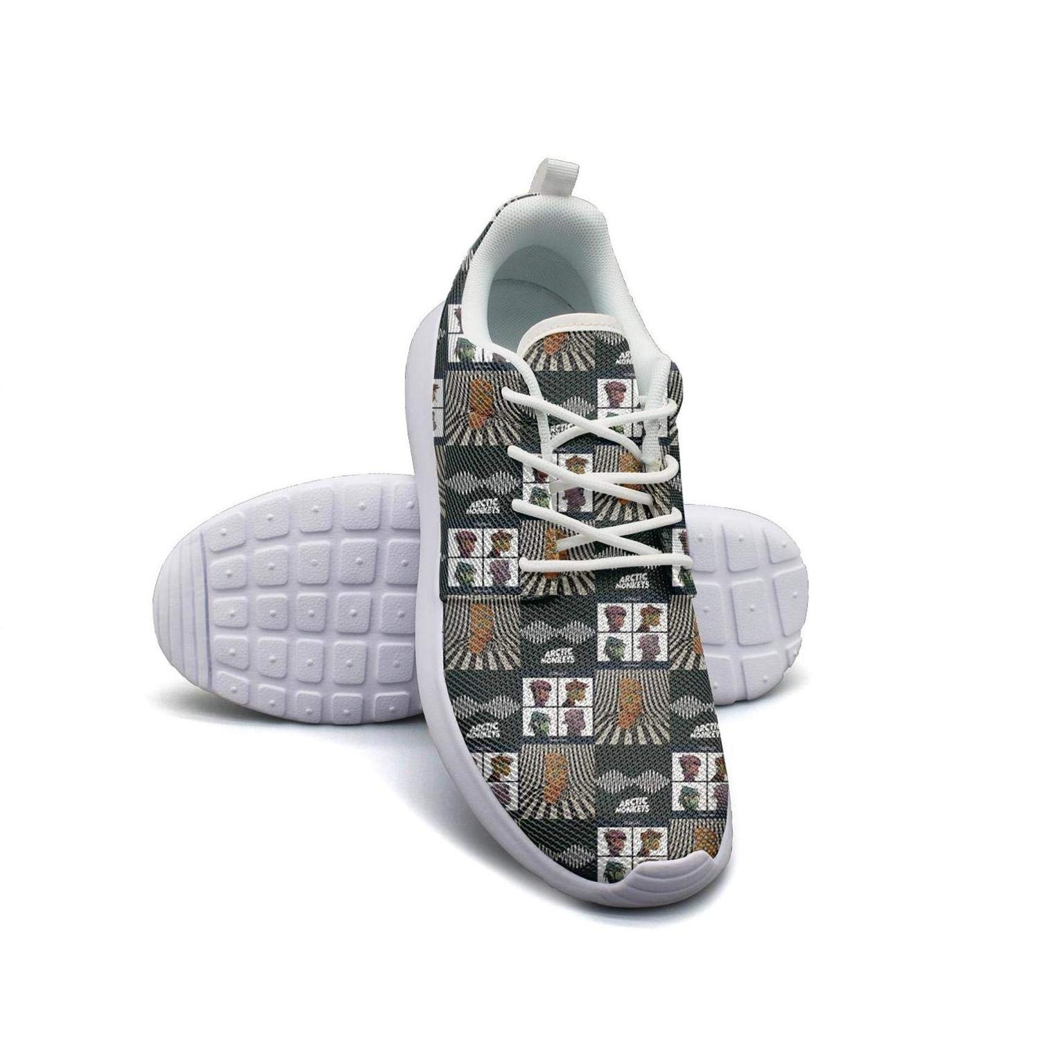 Cage The Elephant Girl Flat Bottom Casual Shoes Simple Sneakers