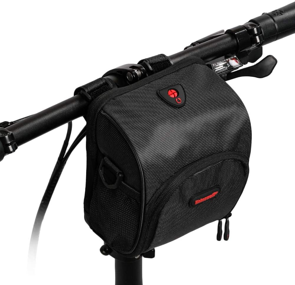 MOOCi Bicycle Angle Frame Triangle Bicycle Frame Bag Waterproof Bicycle Triangle Bag Bicycle Bag Under The Tube Bag Professional Bicycle Accessories Large Size
