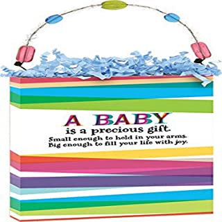 "product image for Imagine Design 4""x5"" Baby You'Re a Gift Plaque"