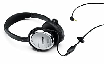 Bose Auriculares QuietComfort 3 Acoustic Noise Cancelling: Amazon.es: Electrónica
