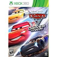 Cars 3: Driven to Win - Xbox 360 - Standard Edition