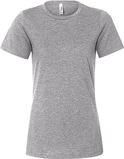 83d5c86c1 Bella Ladies' 3.7 oz. Melody Flowy T-Shirt B8801 at Amazon Women's ...