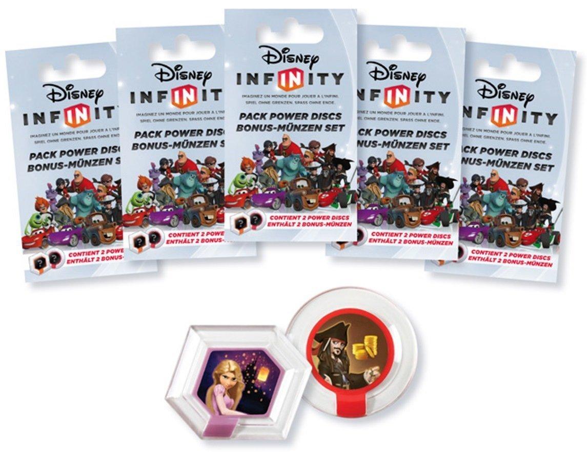 Disney Infinity 5 Packs De 2 Power Discs Amazonfr Jeux Vidéo