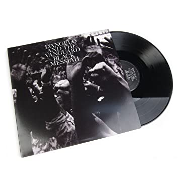 D'Angelo and The Vanguard: Black Messiah (Free MP3) Vinyl 2LP