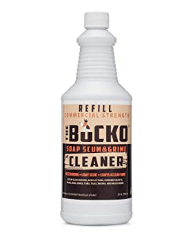 The Bucko 32 oz Solution Glass Cleaner