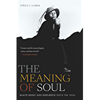 The Meaning of Soul: Black Music and Resilience since the 1960s (Refiguring American Music) book cover