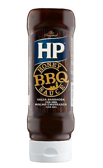 HP Salsa Barbacoa Dulce - 465 gr