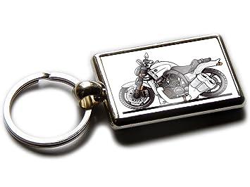 Yamaha V Max Moto calidad llavero de cromo oficial de ...