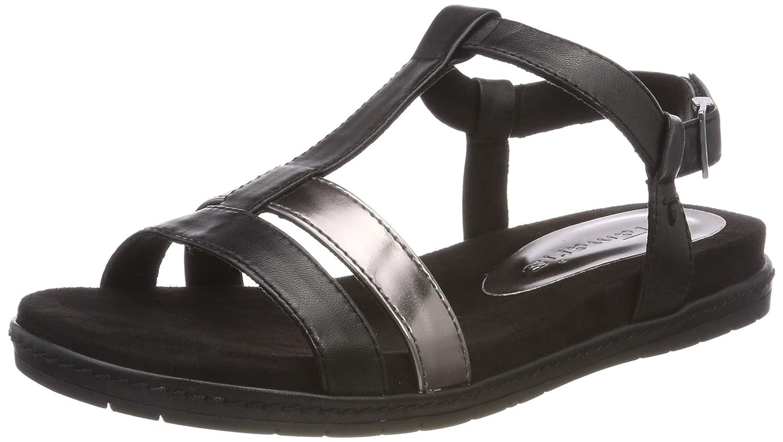Tamaris 28603, Salomés Femme: : Chaussures et Sacs