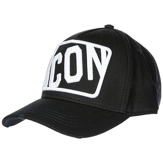 50b468d8e Dsquared2 cappello berretto adjustable men's in cotton baseball Icon ...