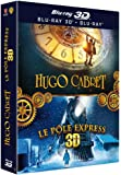 Hugo Cabret + Le Pôle Express 3D [Blu-ray 3D]