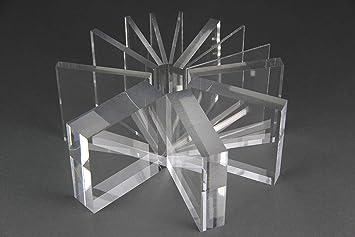 3 mm, 400 x 300 mm Acrylglas Zuschnitt Plexiglas Zuschnitt 2-8mm Platte//Scheibe klar//transparent