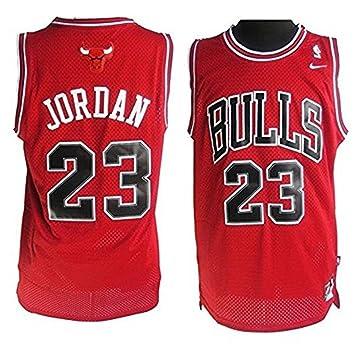 Nba Men S Chicago Bulls Michael 23 Jordan Jersey Amazon Ca Books