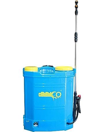 Bricoferr BFOL0860 Pulverizador Eléctrico Recargable 12 V