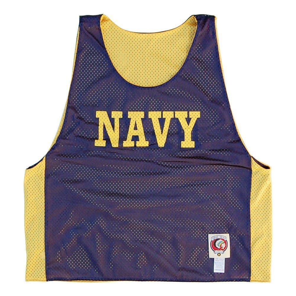 Navy Lacrosse Pinnie