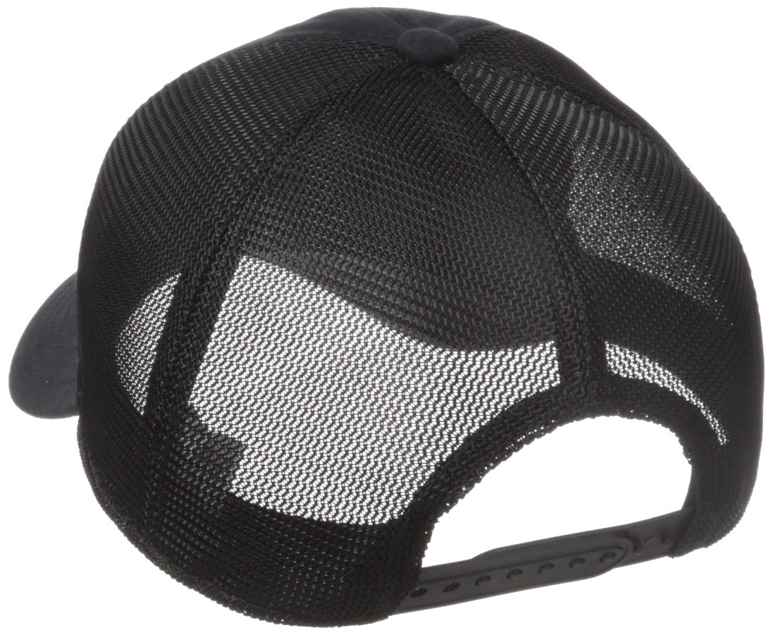 Amazon.com: Under Armour Mens Big Flag Logo Mesh Cap, Black (001)/White, One Size: Sports & Outdoors