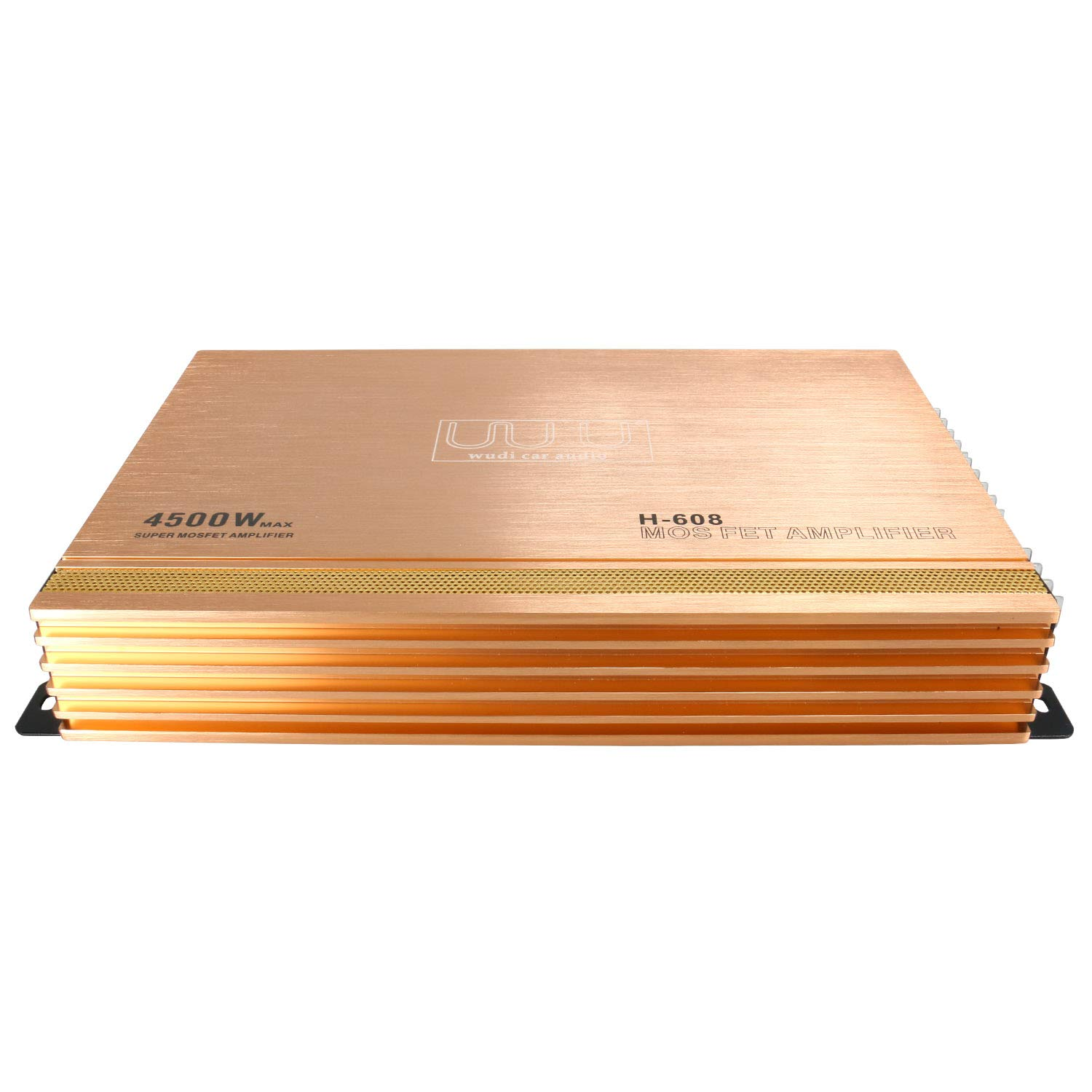 4500W Car Audio Power Stereo Amplifier Amp 4 Channel Super Bass Sub woofer Music 12V Yae First Trading Co Itd