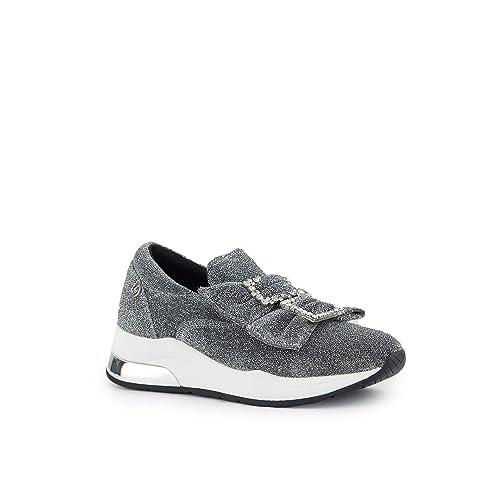 Liu Jo Scarpe Donna Sneakers Slip on B68011 TX006 Karlie 09 Slipon Bow   Amazon.it  Scarpe e borse 74aba860a6c