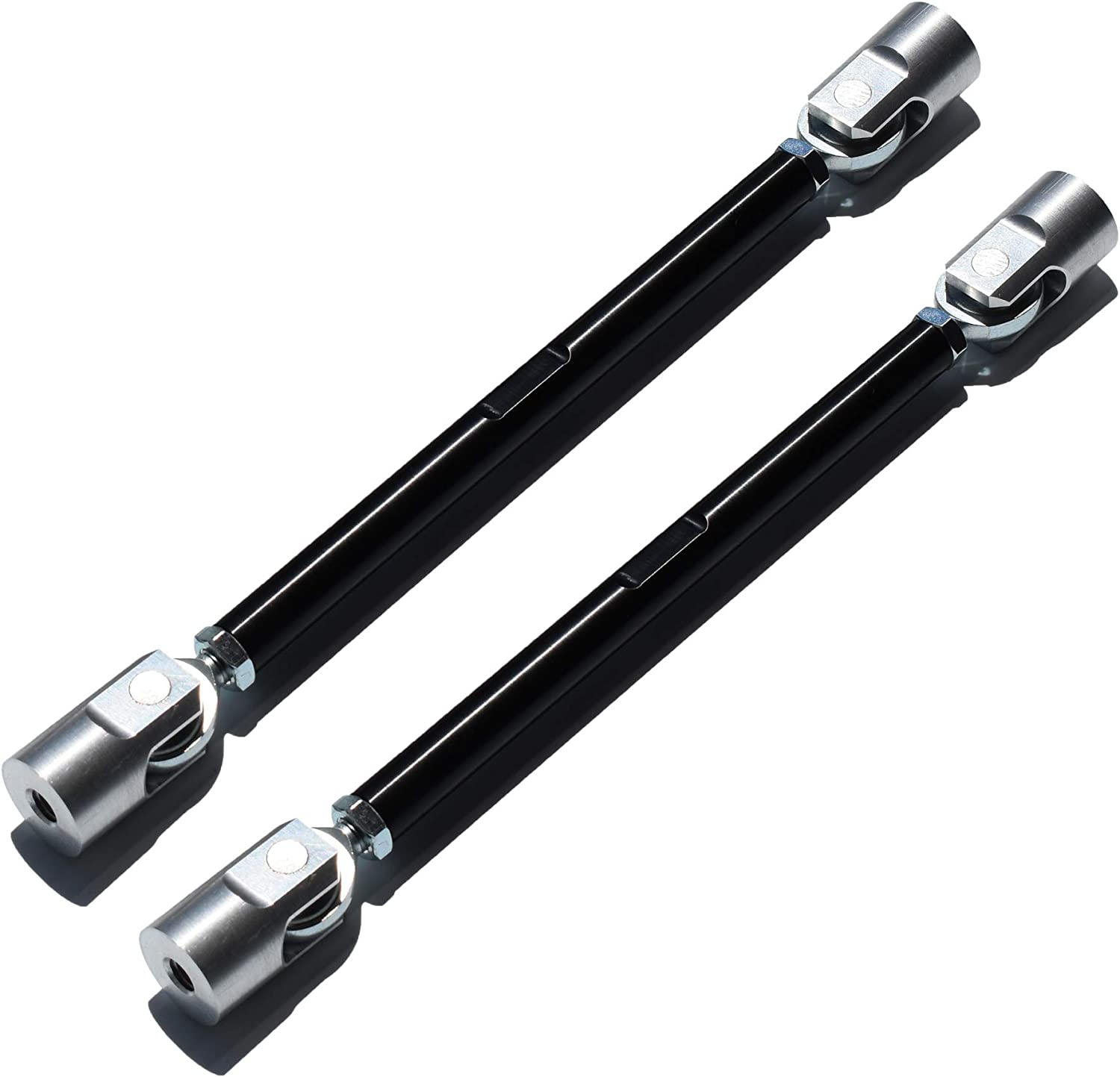 Pair FS Performance Engineering Silver Splitter Support Rods 8.5-10.25