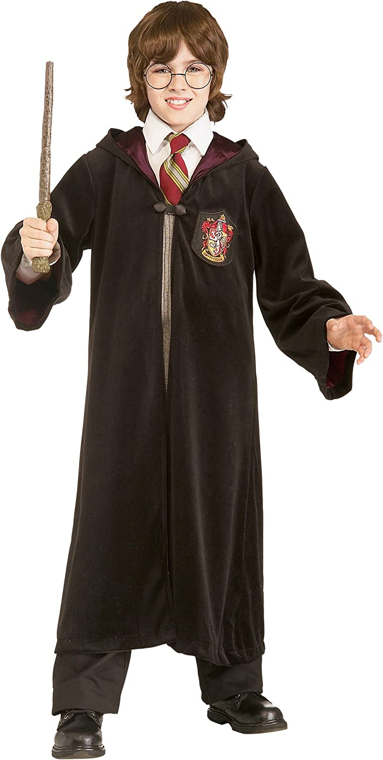 Rubie/'s Harry Potter Gryffindor Child/'s Costume Robe w// Tie Sz Small Ages 3-4