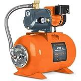 Truper HIDR-1/2X24, Bomba (Equipo hidroneumático) Uso doméstico, 24 Litros