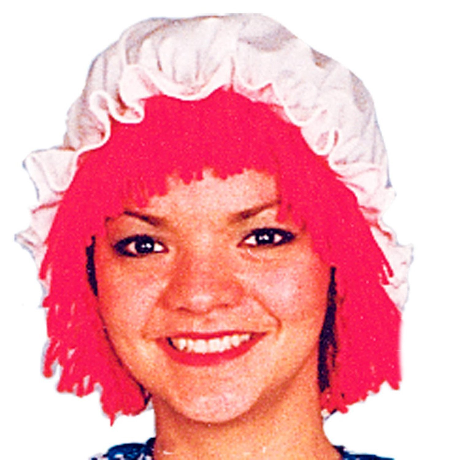 Raggedy Ann Wig W/HAT by Morris Costumes (Image #1)