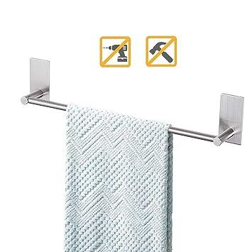 Amazon.com: Toallero de barra para baño o cocina ...