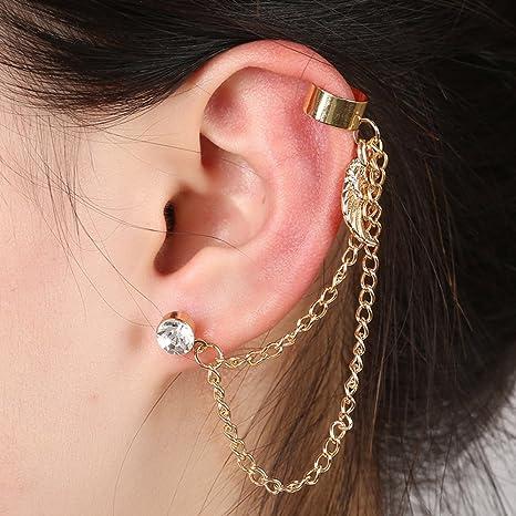 orecchino orecchio sinistro