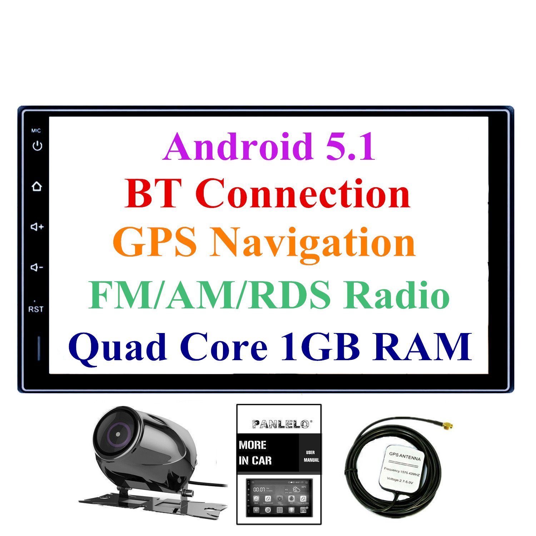 71GSqSddQ5L._SL1500_ amazon com panlelo pa09am, in dash car stereo android 5 1 gps panlelo wiring diagram at creativeand.co