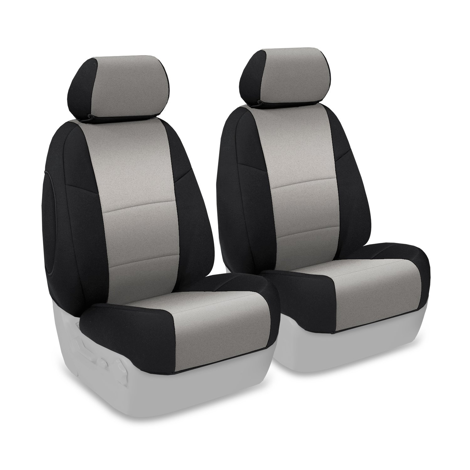 Amazon.com: Coverking Custom Fit Front 50/50 Bucket Seat Cover for ...