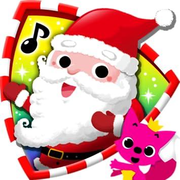 Amazon.com: Pinkfong Christmas Fun: Songs, games and photo frames ...