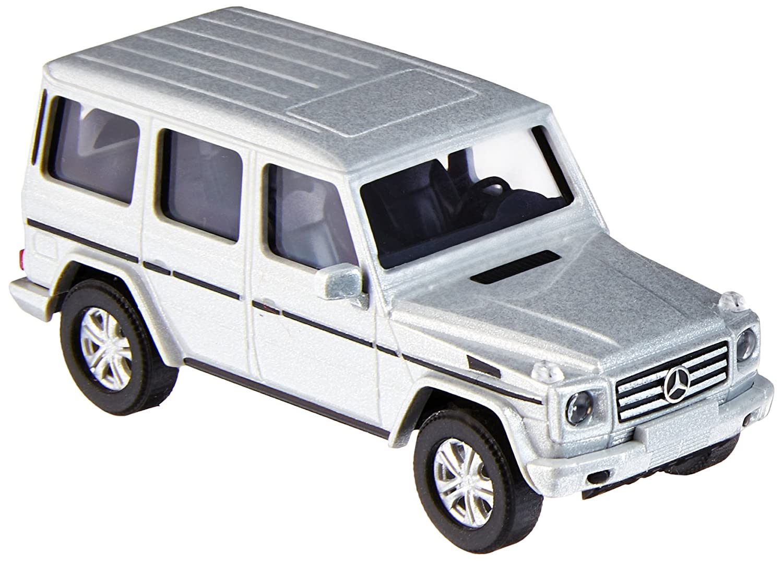 Busch 51456 MB GKlasse 2008 Silver HO Scale Vehicle MODELS11 INC