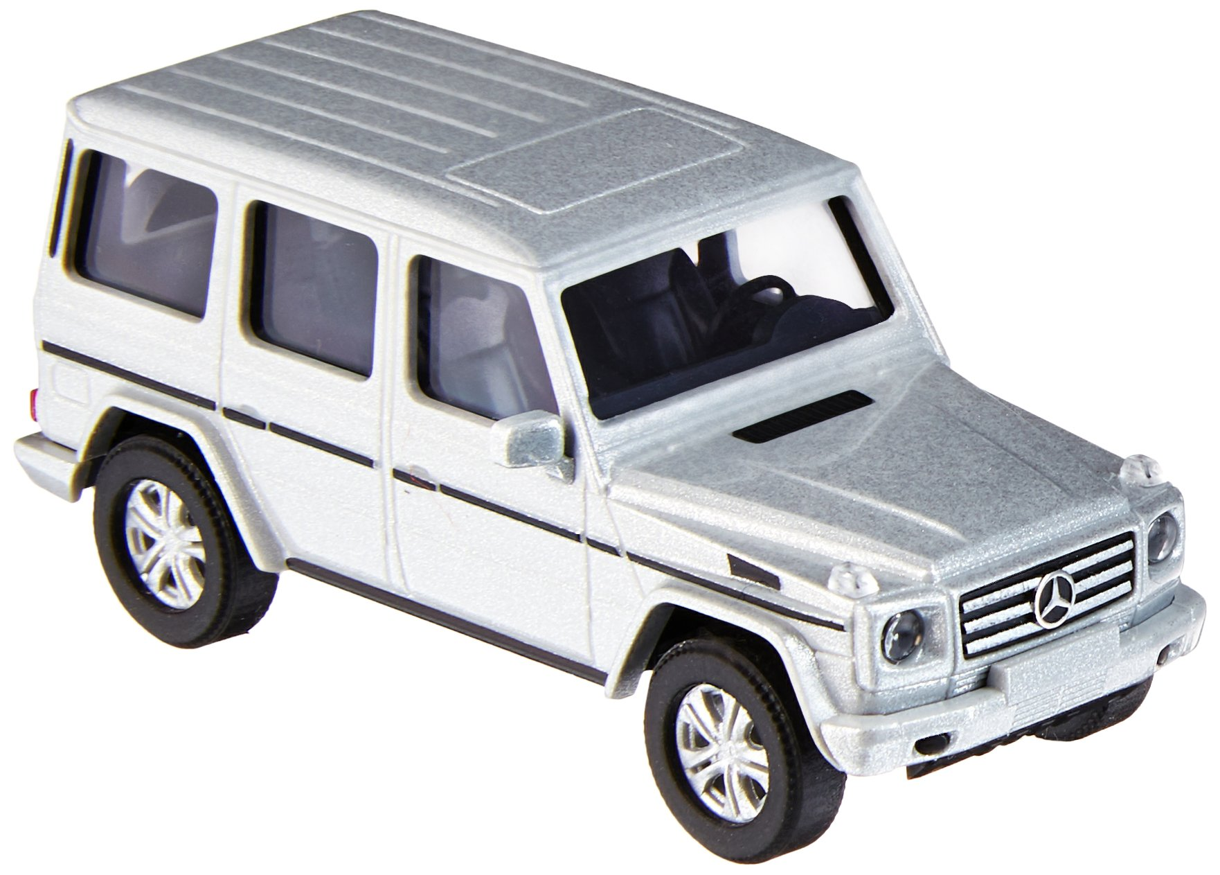 Busch 51456 MB GKlasse 2008 Silver HO Scale Vehicle