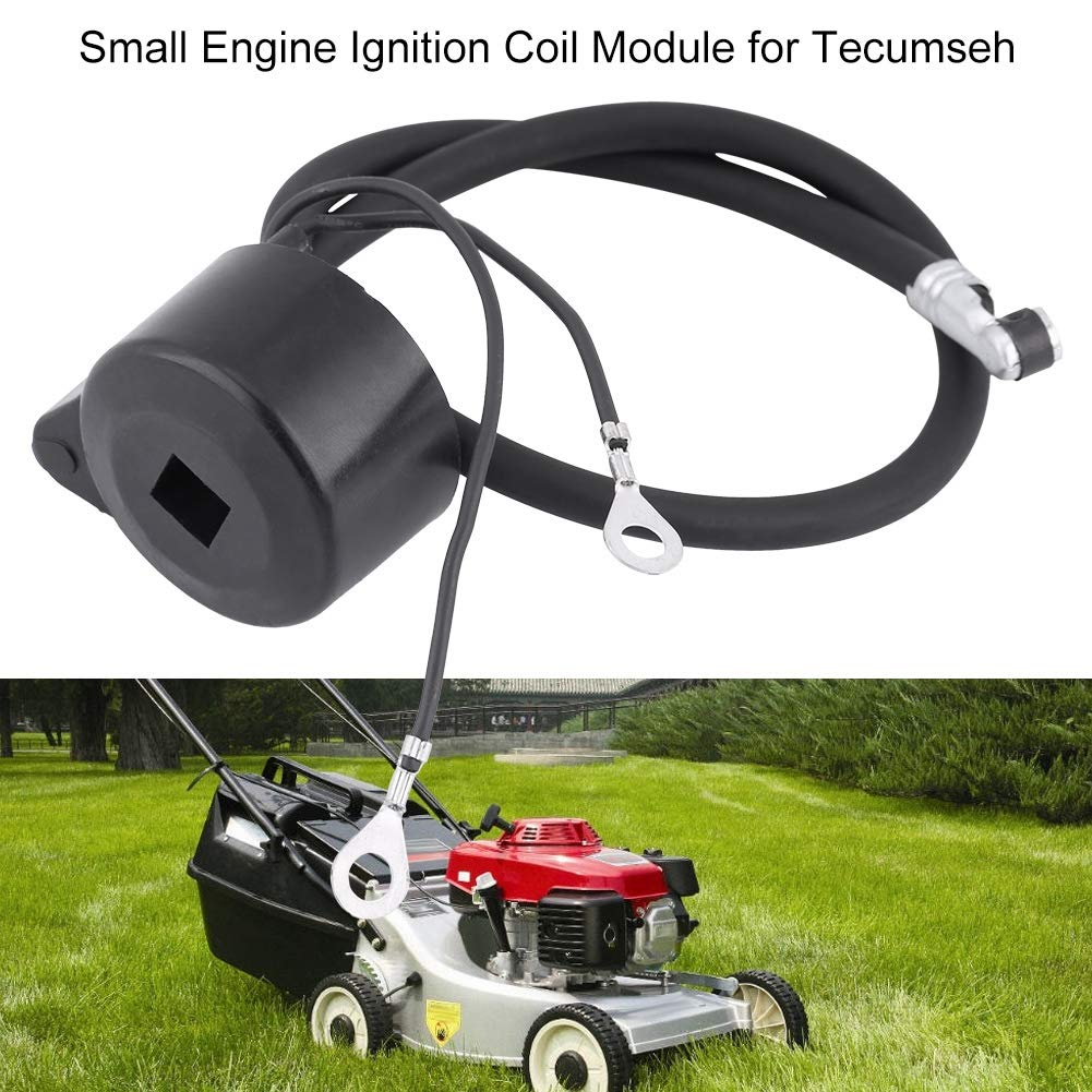 Suuonee Engine Ignition Coil,Small Engine Ignition Coil Module for Tecumseh 30560A 29632 30546 610768 611038 Motor