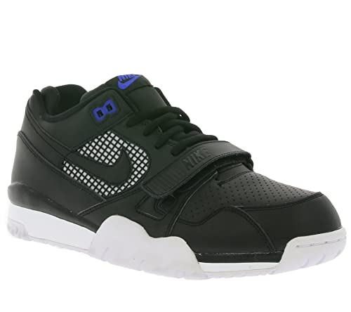 Amazon.com | NIKE Air Trainer 2 Mens Sneaker Black 371739 002 | Fashion Sneakers